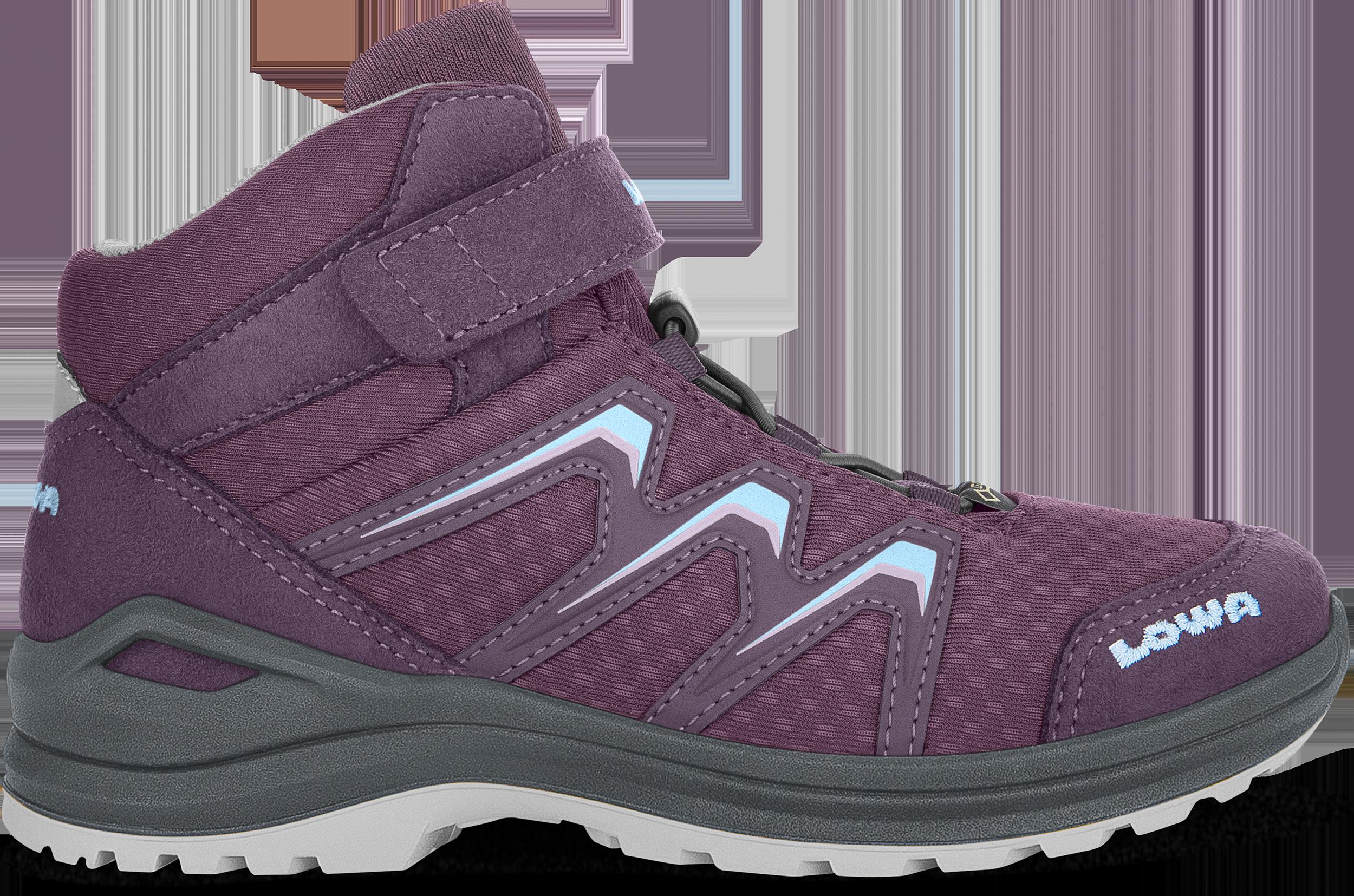 Maddox Gtx Mid Junior All Terrain Sport Shoes For Kids Lowa En