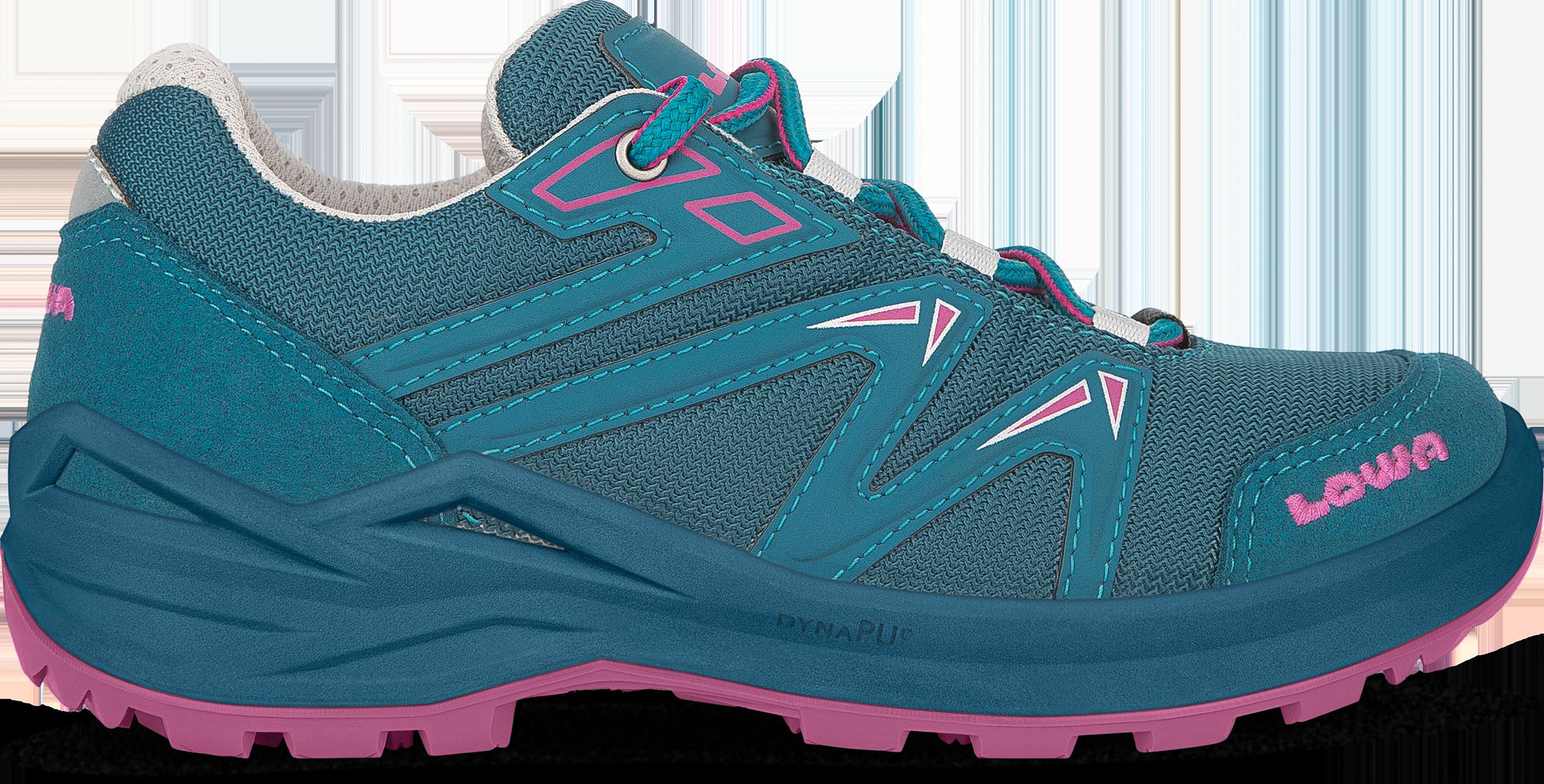 Innox Pro Gtx Lo Lacing All Terrain Sport Shoes For Kids Lowa En